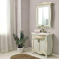 ac0aad3ad729 Комплект мебели Ольвия (Атолл) Ривьера dorato (дорато - белый, патина  золото)