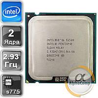 Процессор Intel Pentium Dual Core E6500 (2×2.93GHz/1Mb/s775) б/у