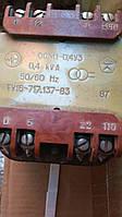 Трансформатор ОСМ1-0,4У3