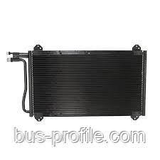 Радиатор кондиционера на MB Sprinter