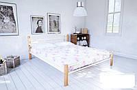 Кровать бежевая VEDERI 1400х2000 beige