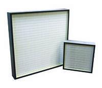 Фильтры ULPA сверхвысокоэффективной очистки воздуха типа ФяС-U классов U15-U17