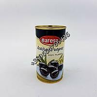 Маслины BARESA  Aceituuas Negras 200g/350g