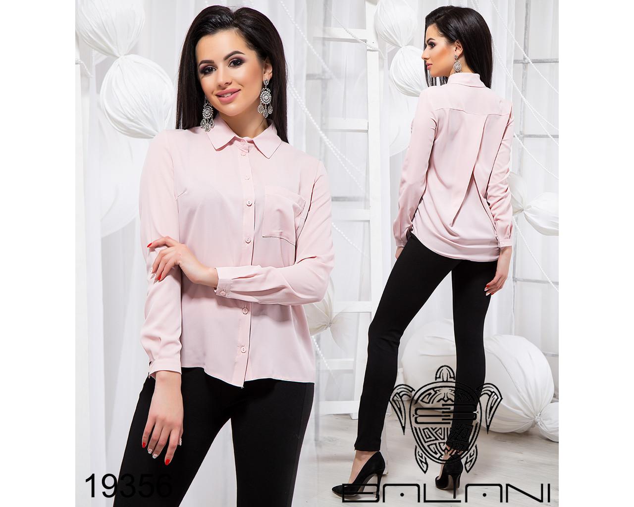 Элегантная блуза - 19356