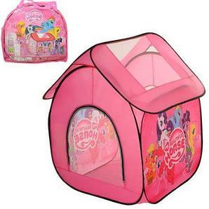 Палатка детская игровая My little pony - голубой (2G2015)