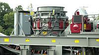 Стационарная конусная дробилка ASTEC (Telsmith, KPI-JCI), фото 1