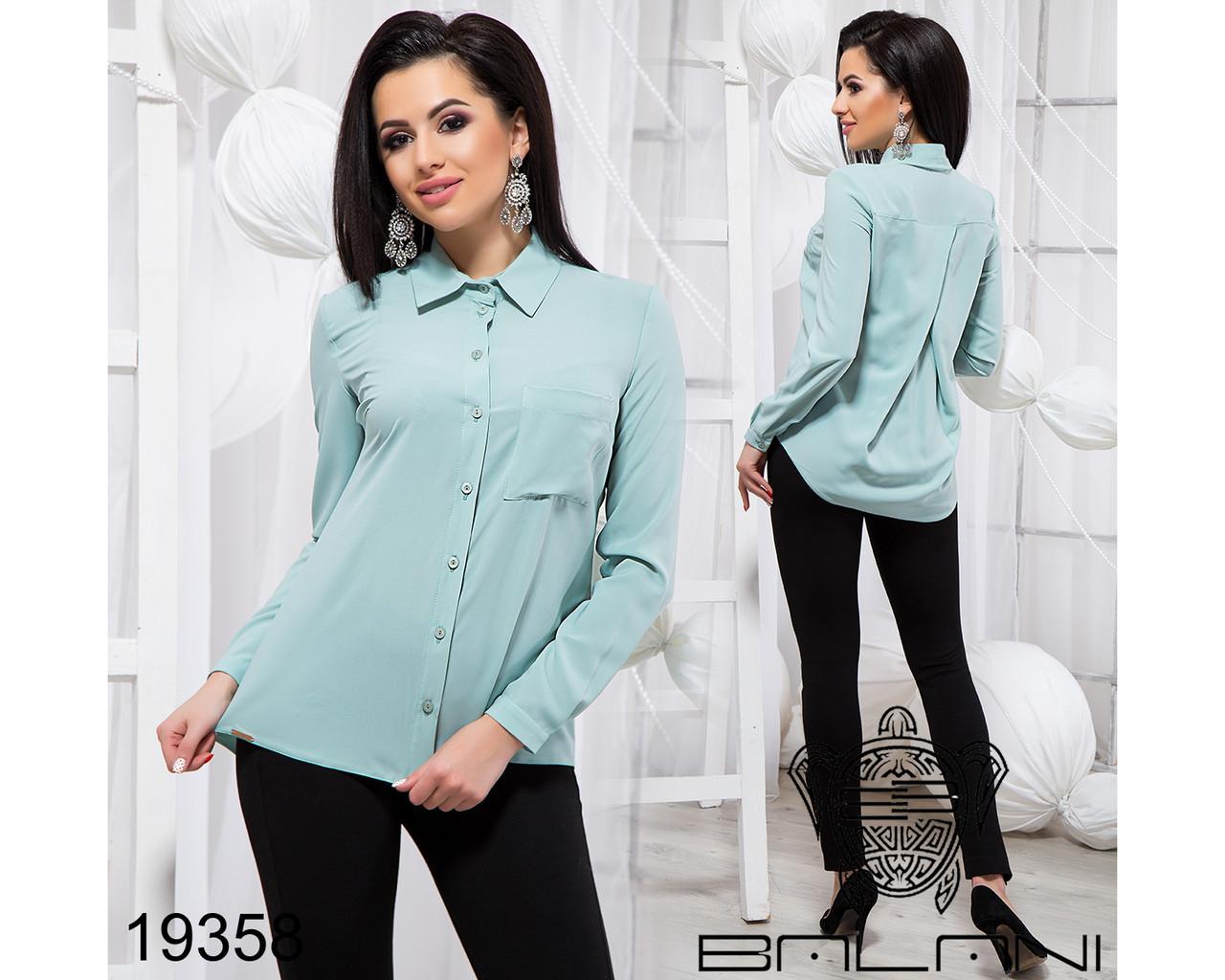 Элегантная блуза - 19358
