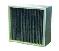 Фильтры ячейковые складчатые сорбционные (угольные) типа ФяС-С