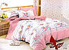 Семейные комплекты постельного белья поплин
