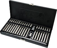 Набор инструмента 40 ед. YATO YT-0400