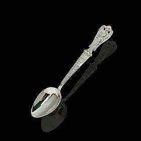 Серебряная подарочная ложка Ангел-хранитель, 13 грамм