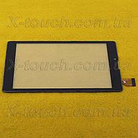 XHSNM0700501B cенсор, тачскрин черного цвета