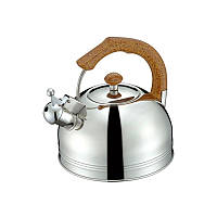 Чайник со свистком 2,5л SN 1405, фото 1