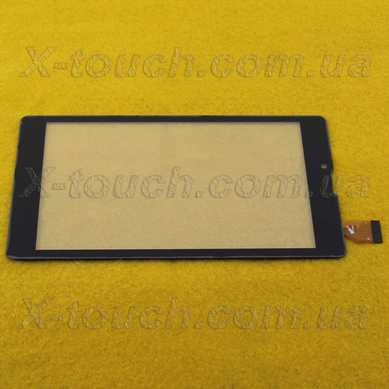 FPC-DP070002-F7 сенсор, тачскрін чорного кольору