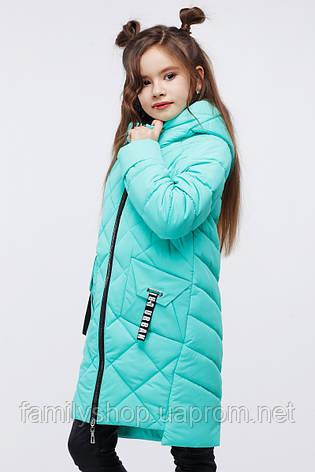 Детская куртка весна-осень на девочку Жаклин NUI VERY (нью вери) , фото 2