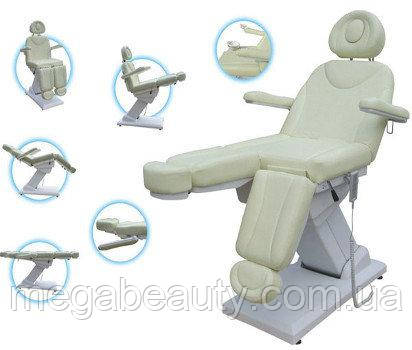 Педикюрное кресло с электроприводом 848-3А