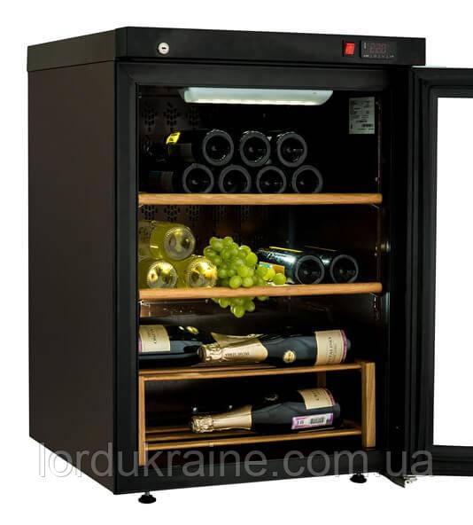 Холодильный шкаф-витрина DW102-Bravo винный Polair