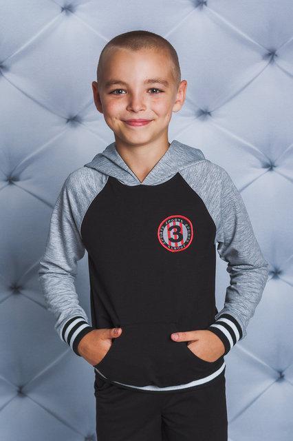 Спортивный трикотажный костюм для мальчика