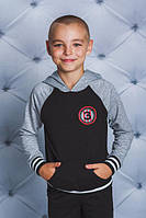 Спортивный трикотажный костюм для мальчика, фото 1