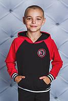 Спортивний трикотажний костюм для хлопчика, фото 1