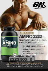 Superior Amino 2222 Optimum Nutrition 160 tab, фото 3