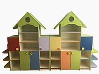"""Шкаф блок для игрушек """"Радуга"""", фото 1"""