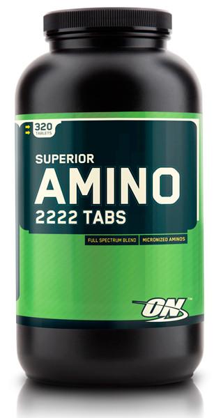 Superior Amino 2222 Optimum Nutrition 320 tab