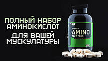 Superior Amino 2222 Optimum Nutrition 320 tab, фото 3
