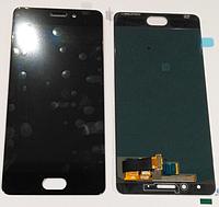 Оригинальный дисплей (модуль) + тачскрин (сенсор) для Meizu Pro 7 (черный цвет)