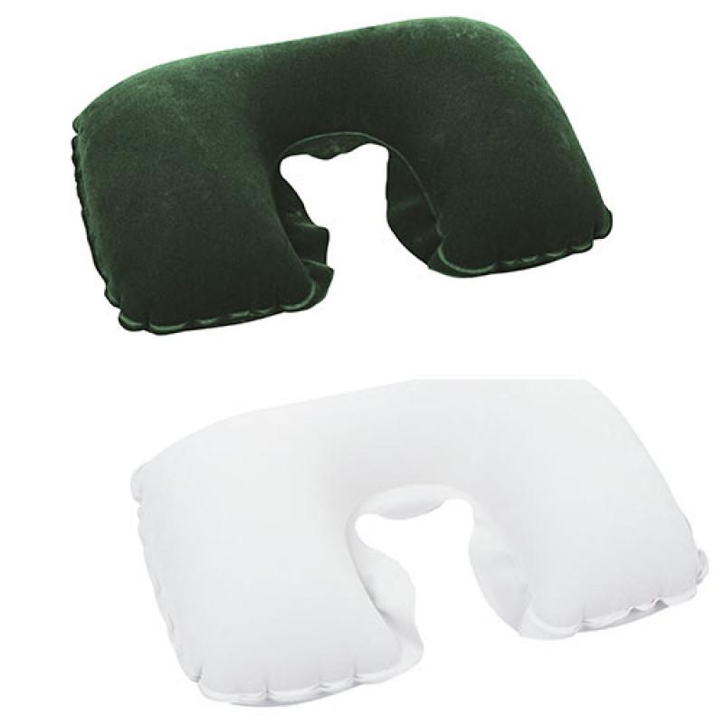 Велюровая подушка подголовник, Bestway, 2 цвета, 67006