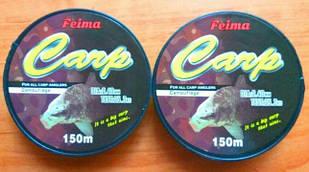 Леска Feima Hi-max Carp 150 м карповая