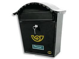 Почтовый ящик Amig m.1 черный