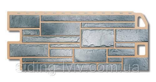 Фасадні панелі під камінь «Камінь топаз» Альта Профіль