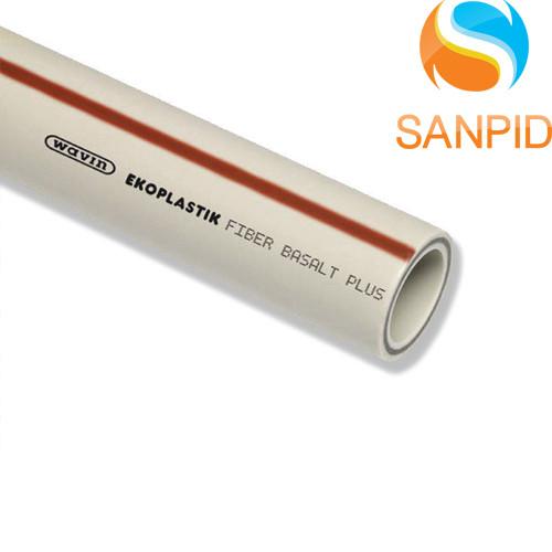 Труба WAVIN Ekoplastik FIBER BASALT PLUS PP-RCT S 3,2 Ø32×4,4