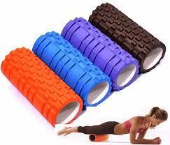 Роллер массажный для йоги