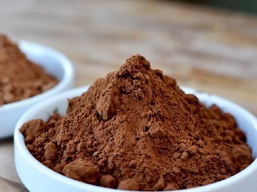 Какао порошок светлый натуральный 1 кг