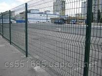 Ограждение (забор) Ø гориз. 4,0мм Ø вертик.3,0 мм (1230х2500мм) Город Фрунзе