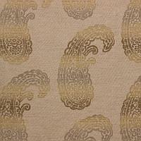 Жаккардовая ткань для штор и декора SANTA CLARITA-8900-004 с орнаментом пейсли