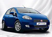 Брызговики модельные Fiat Grande Punto (Лада Локер) 2005-