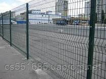 Ограждение (забор) Ø гориз. 4,0мм Ø вертик.3,0 мм (1530х2500мм) Город Фрунзе