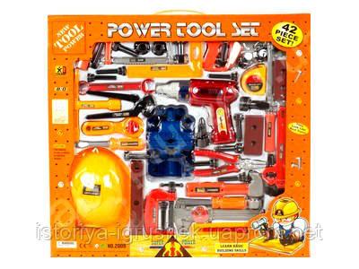 Детский набор инструментов 2009 (42 детали)