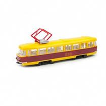 Модель Трамвай BIG (свет, озвуч. укр. яз.)