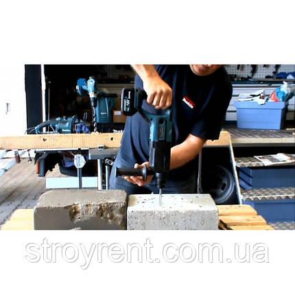 Аккумуляторный перфоратор MAKITA DHR 241 SYE - аренда, прокат, фото 2