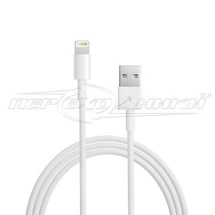 Кабель Apple Lightning to USB, 2 м, фото 2