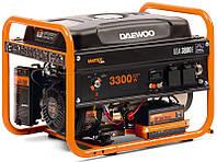 Бензиновий електрогенератор Daewoo GDA 3800E Master Line, фото 1
