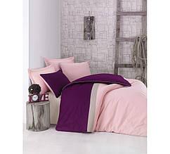 Комплект постельного белья ЕВРО размера Cotton Box Plain Sport MÜRDÜM CB50