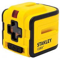 Уровень лазерный самовыравнивающийся Stanley  Cubix