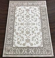 Стильные ковры на пол 3450  овальной формы