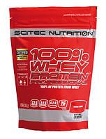Протеин Сывороточный Scitec Nutrition 100% whey protein professional 500 g