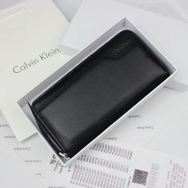 Клатч мужской реплика Calvin Klein